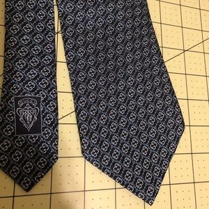 Gucci designer GG silk tie from Italy 🇮🇹